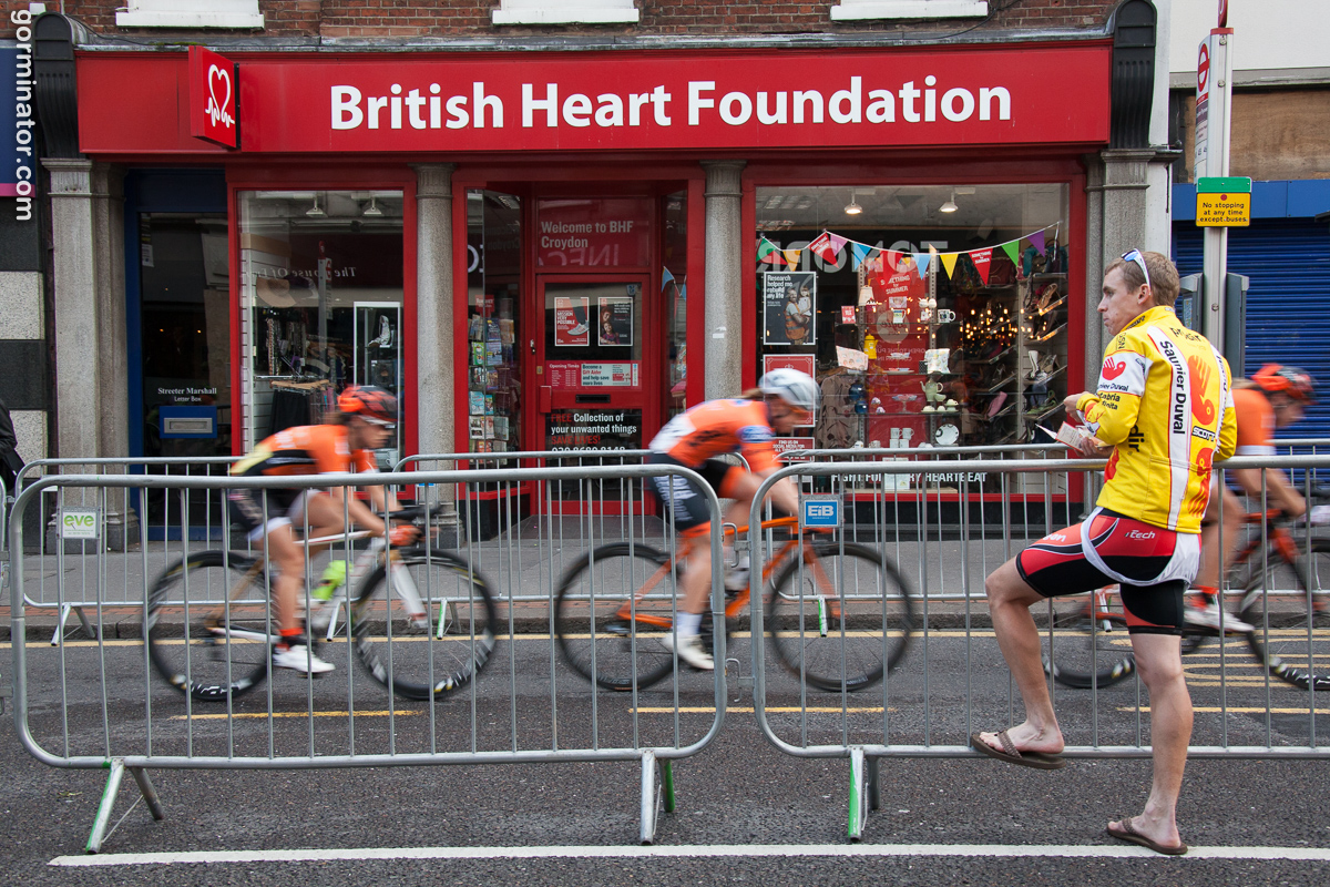 Croydon Cycling Tour Series